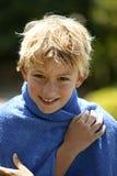 Portrait eines jungen Jungen Lizenzfreies Stockbild