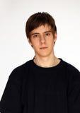Portrait eines jungen Mannes Stockfotografie