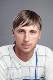 Portrait eines jungen Mannes. Stockbilder