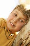 Portrait eines Kindes Lizenzfreie Stockfotos