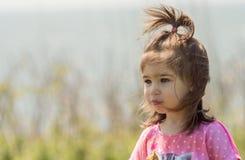 Portrait eines Kleinkindes Lizenzfreies Stockfoto