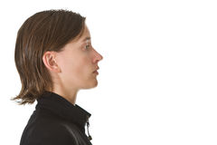 Portrait eines Mädchens Lizenzfreie Stockbilder