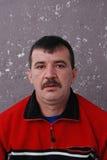 Portrait eines Mannes Lizenzfreies Stockbild