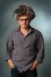 Portrait eines Mannes Lizenzfreie Stockbilder