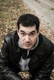 Portrait eines Mannes Lizenzfreies Stockfoto