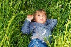 Portrait eines netten kleinen Jungen Lizenzfreie Stockfotografie