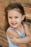 Portrait eines Sassy Mädchens Stockfotografie