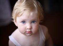 Portrait eines Schätzchens Stockfoto
