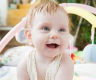 Portrait eines schönen Kindes Stockfoto