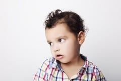 Portrait eines stattlichen Jungen Lizenzfreies Stockbild