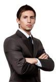Portrait eines stattlichen Mannes Lizenzfreie Stockbilder