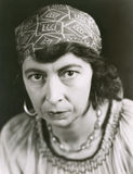 Portrait eines Zigeuners Lizenzfreies Stockbild