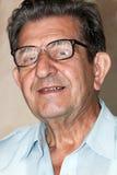 Portrait of an elderly man Stock Photography