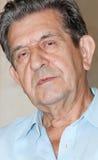 Portrait of an elderly man Royalty Free Stock Photos