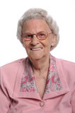 Portrait of Elderly Woman Royalty Free Stock Photo