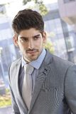 Portrait of elegant businessman Royalty Free Stock Photo