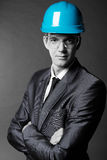 Portrait of engineer man Royalty Free Stock Photography