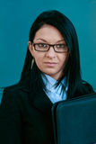 Portrait of a executive woman Stock Images