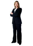 Portrait of an experienced business woman Stock Images