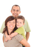 Portrait of family Royalty Free Stock Photo