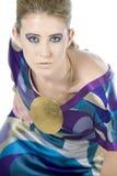 Portrait of fashion model Royalty Free Stock Photo