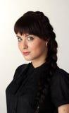 Portrait of fashionable women Stock Photography