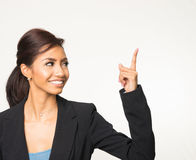 Portrait of female business professional Stock Photos