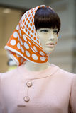 Portrait of female mannequin Royalty Free Stock Images