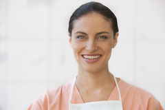 Portrait of female nurse Royalty Free Stock Photo