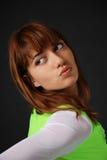 Portrait femelle Photos libres de droits