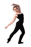 Portrait fitness woman Stock Images