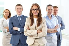 Business leadership Stock Images
