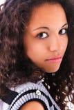 Portrait-Frauenafrikanerleute lizenzfreie stockfotos