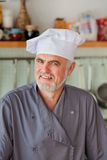 Portrait of Friendly chef Royalty Free Stock Images