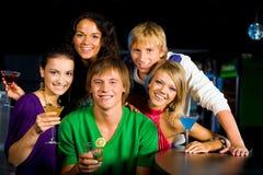 Portrait of friends Stock Photos