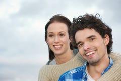 Portrait of Friends Stock Image