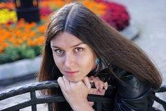 Portrait girl Stock Images