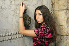 Portrait girl Royalty Free Stock Image