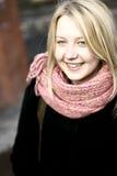 Portrait  girl. Royalty Free Stock Image