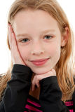 Portrait of girl Royalty Free Stock Image
