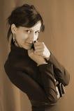 Portrait girl Stock Photo