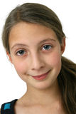Portrait of a girl Royalty Free Stock Image