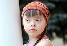 Portrait of girl Royalty Free Stock Photos