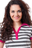 Portrait girl Stock Image