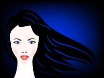 Portrait of a girl. Stock Photos