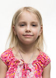 Portrait of a girl Royalty Free Stock Photography