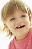 Portrait Of Girl Smiling Royalty Free Stock Photography