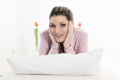 Portrait of glamour woman Stock Photo