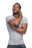 Good Looking African American Man Stock Images