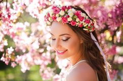 Amazing natural spring beauty. Stock Photography
